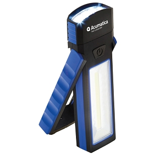 Acumatica COB Magnetic Worklight with Torch and Stand
