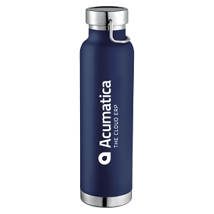 Acumatica Thor Copper Vacuum Insulated Bottle 22oz