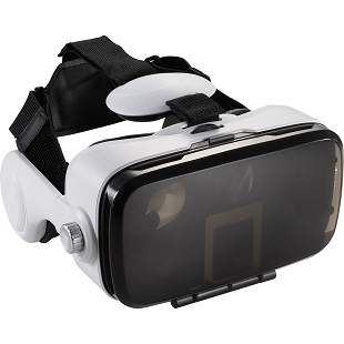 Acumatica Virtual Reality Headset with Headphones