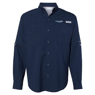 Acumatica Columbia PFG Tamiami™ II Long Sleeve Shirt