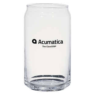 Acumatica 16 oz. Ale Glass Can