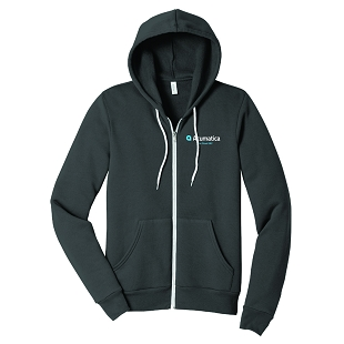Acumatica Bella Canvas Unisex Sponge Fleece Full-Zip Hoodie