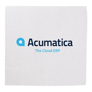 Acumatica Microfiber Cleaning Cloth