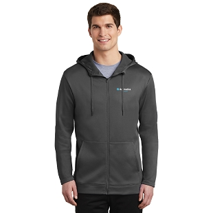Acumatica Nike Therma-FIT Full Zip Fleece Hoodie