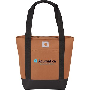 Acumatica Construction Carhartt® Signature 18 Can Tote Cooler
