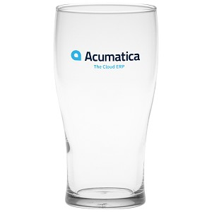 Acumatica 16oz Pub Glass
