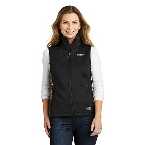 Acumatica The North Face® Ladies Ridgeline Soft Shell Vest