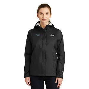 Acumatica The North Face® Ladies DryVent Rain Jacket